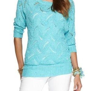 Lilly Pulitzer Larissa Dolman Sleeve Sweater M/L